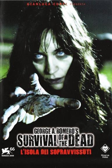 Poster Survival of the Dead - L'isola dei sopravvissuti