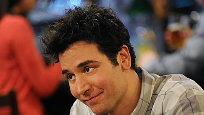 Ted di How I Met Your Mother