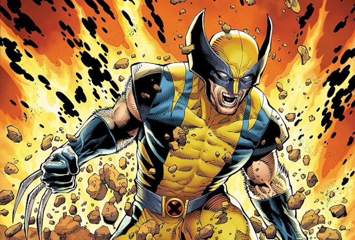 Dettaglio della cover di Return of Wolverine