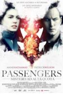 Poster Passengers - Mistero ad alta quota
