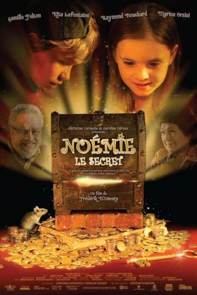 Poster Il segreto di Noemie