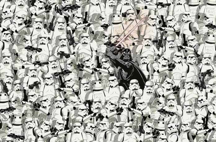 I puzzle ispirati a tutte le trilogie di Star Wars
