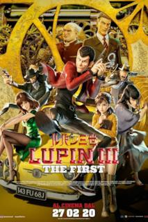 Poster Lupin III - The First