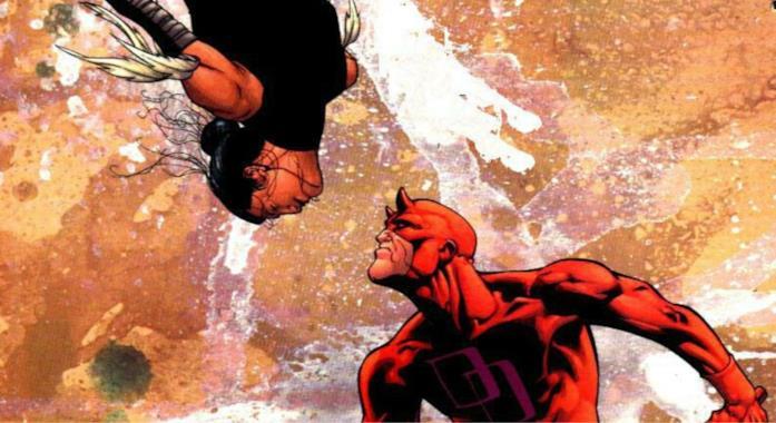 Echo vs Daredevil