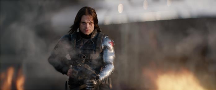 Il Soldato d'Inverno in Captain America: The Winter Soldier