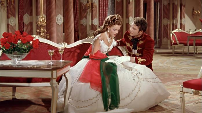 Sissi e il conte Andrassy in Sissi - Il destino di un'imperatrice