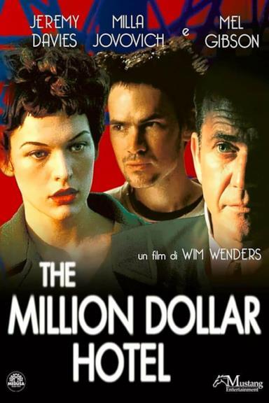 Poster The Million Dollar Hotel