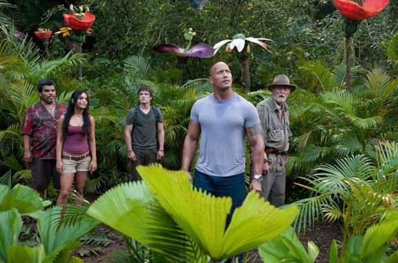 Viaggio nell'isola misteriosa, trama e cast del film con The Rock