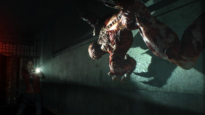 L'inverno sarà caldissimo con Resident Evil 2 Remake su PS4, Xbox One e PC