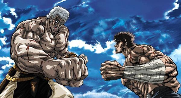 Ken il guerriero duello finale ken raoul
