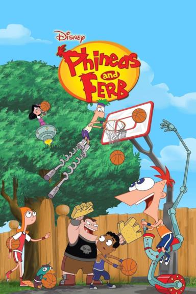 Poster Phineas e Ferb