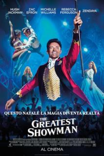 Poster The Greatest Showman