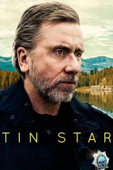 Poster Tin Star