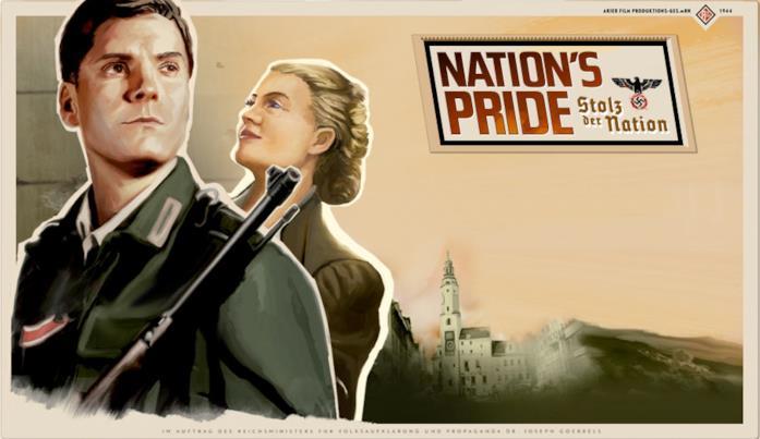 Bastardi senza Gloria include il film Orgoglio della Nazione