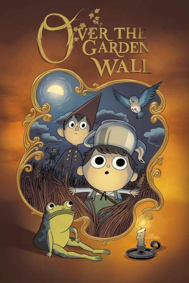 Poster Over the Garden Wall - Avventura nella foresta dei misteri
