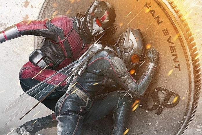 Ant-Man e The Wasp