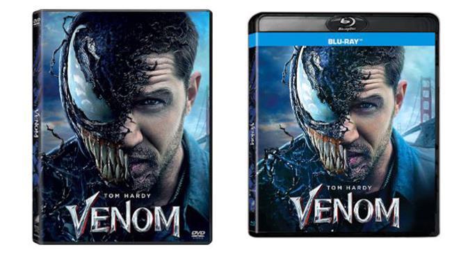 Venom - Home Video - Blu-ray e DVD