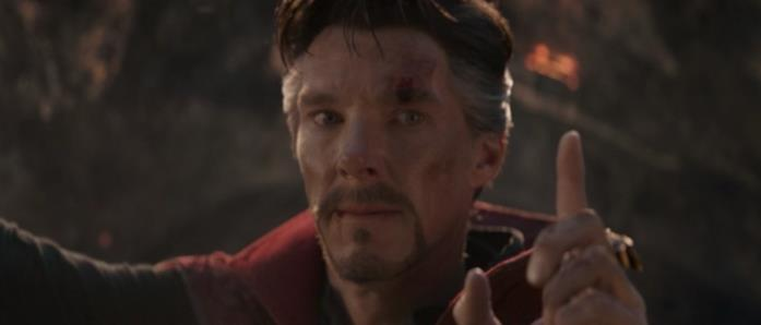 Doctor Strange in Avengers: Endgame