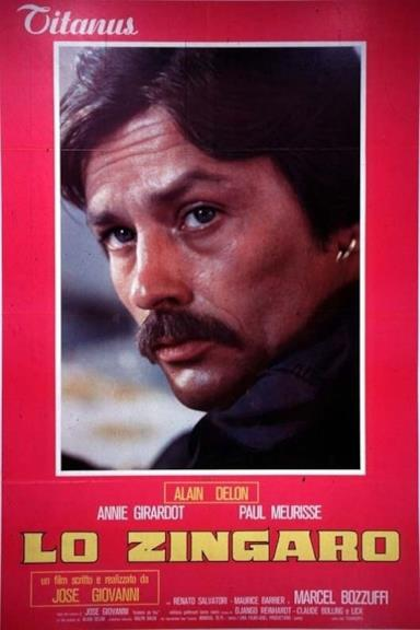Poster Lo zingaro