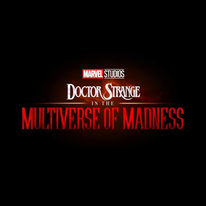 Logo ufficiale di Doctor Strange in the Multiverse of Madness
