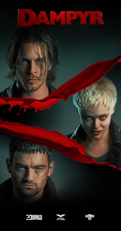 Il poster del film Dampyr