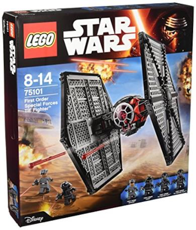 LEGO Star Wars TM 75101 - First Order Special Forces TIE fighter