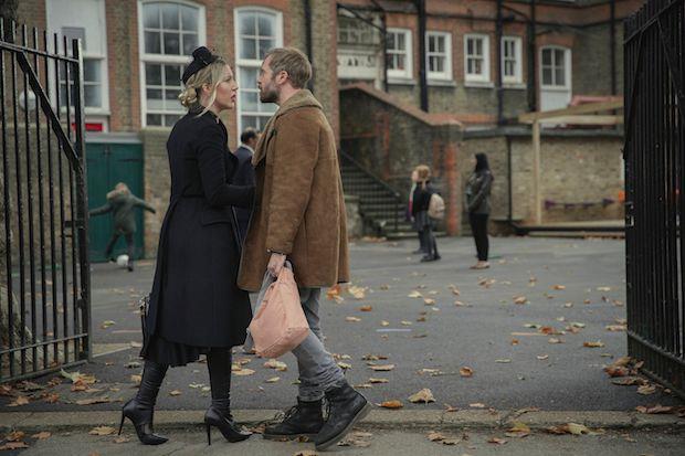 Katherine Ryan e Rory Keenan in The Duchess