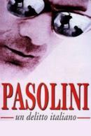 Poster Pasolini, un delitto italiano