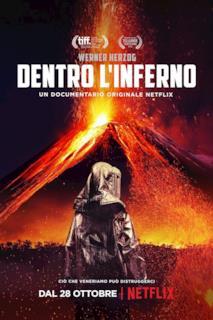 Poster Dentro l'inferno