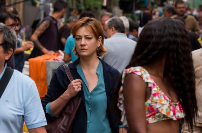 Una scena di Napoli Velata con Giovanna Mezzogiorno