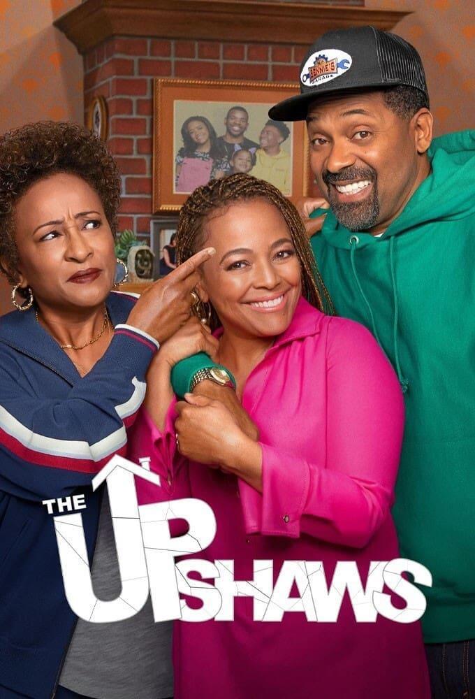 Il cast nella locandina di The Upshaws