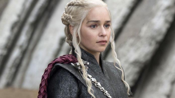 Daenerys Targaryen, interpretata da Emilia Clarke