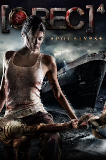 Poster [REC]⁴  - Apocalypse