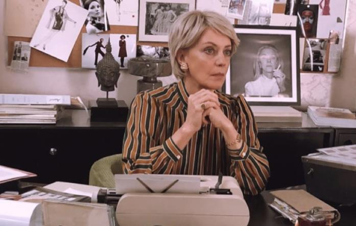 Margherita Buy in una scena di Made in Italy