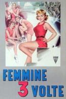 Poster Femmine tre volte