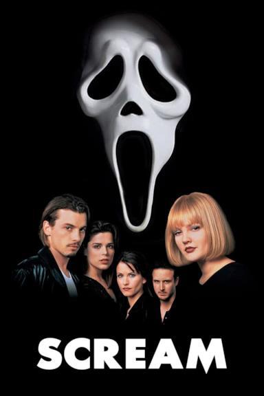 Poster Scream - Chi urla muore