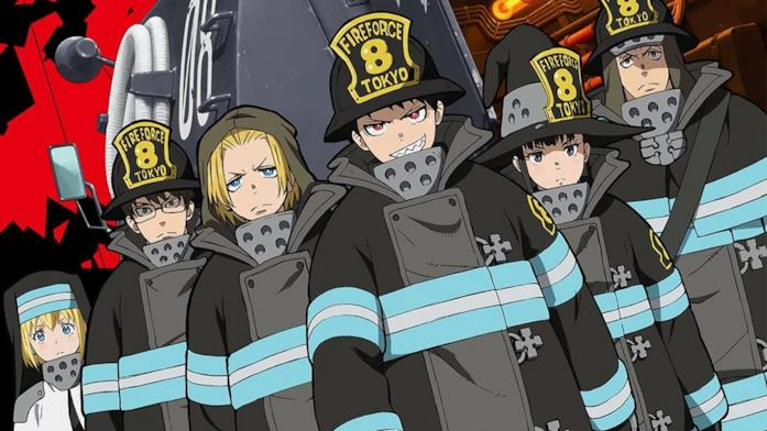 Fire Force seconda stagione