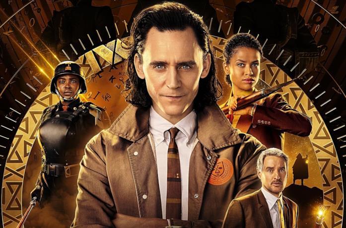 I protagonisti di Loki