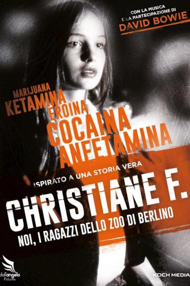 Poster Christiane F. - Noi i ragazzi dello zoo di Berlino