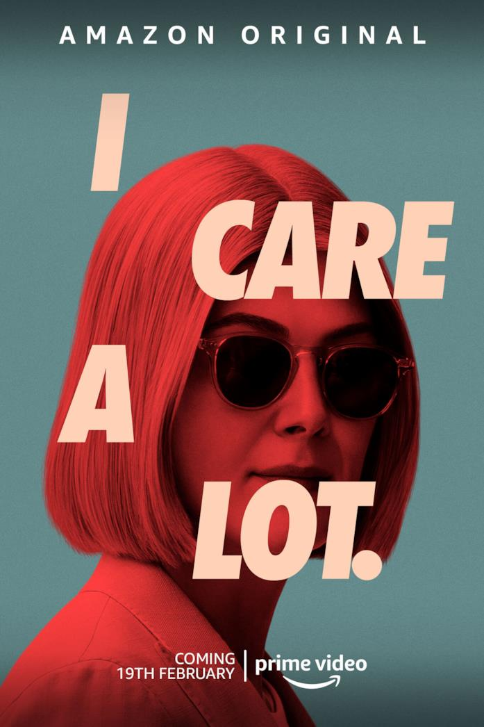 Il poster di I Care a Lot