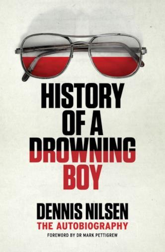 L'edizione inglese dell'autobiografia di Dennis Nilsen