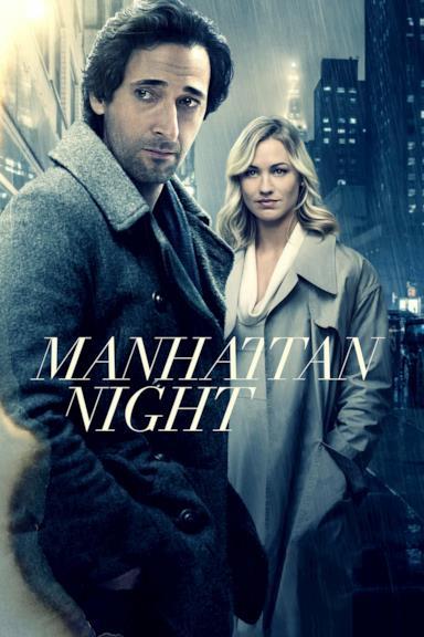 Poster Manhattan Night