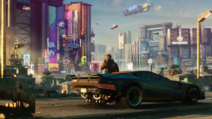 Cyberpunk 2077 videogioco