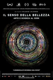 Poster Il Senso della Bellezza: Arte e Scienza al CERN