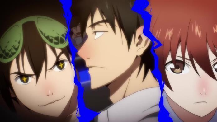 The God of Highschool anime crunchyroll