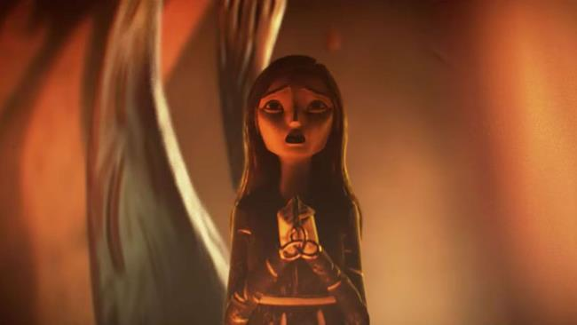 Isolt Sayre, personaggio creato da J.K. Rowling