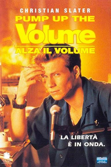 Poster Alza il volume