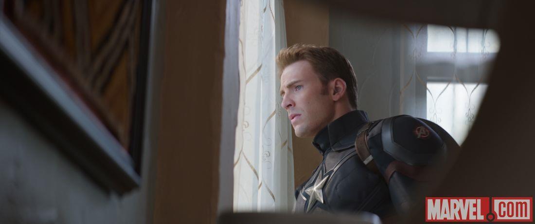 Steve Rogers in Capitan America: Civil War