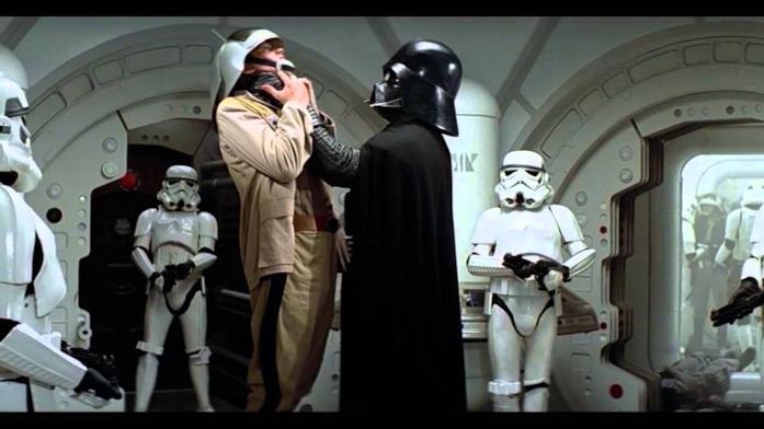 Darth Vader è l'antagonista di Guerre Stellari