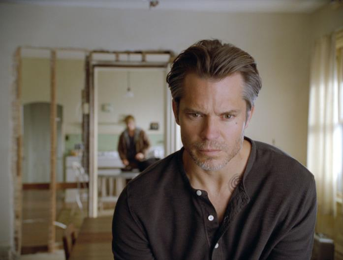L'attore Timothy Olyphant